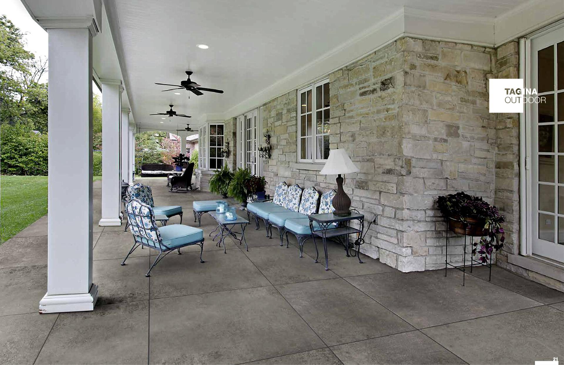 Warmstones anthracite outdoor 92